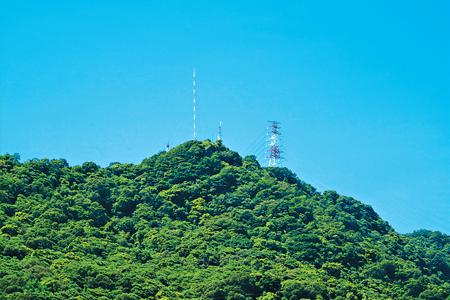 風情照片-鳶山位三峽區與鶯歌區交界處。圖/林明慶