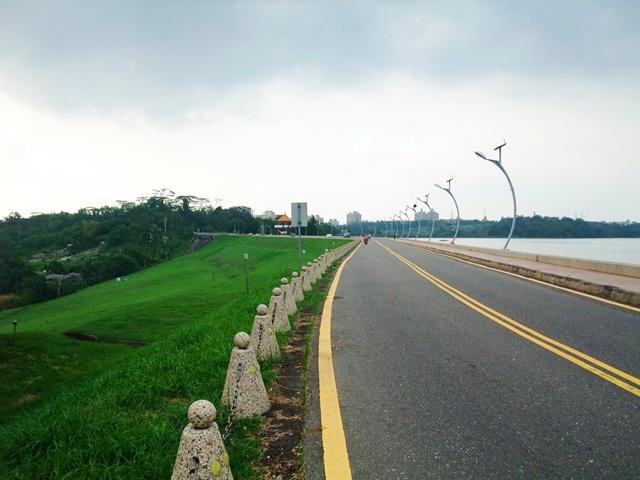 蘭潭自行車道